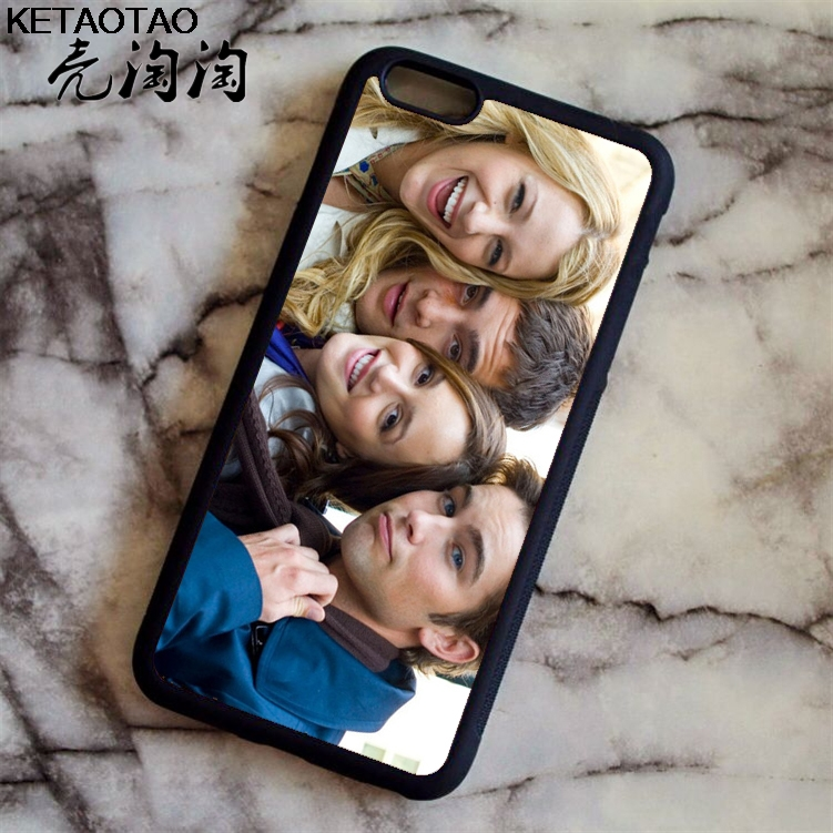 KETAOTAO Blair Waldorf on gossip girl Phone Cases for iPhone 4S 5C 5S 6 6S 7 8 Plus X for Samsung Case Soft TPU Rubber Silicone
