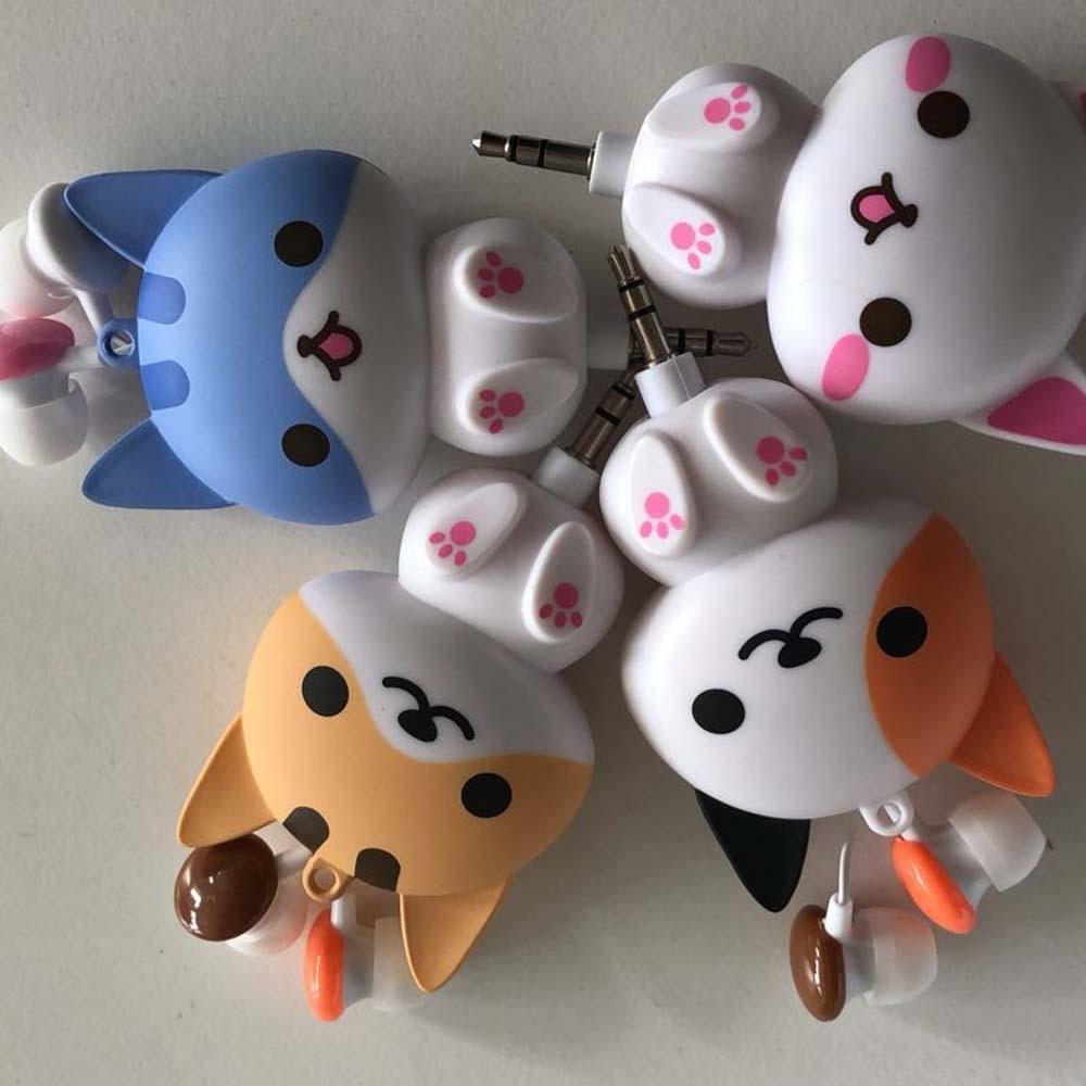 JINSERTA Cat Uši Slušalice s LED svjetiljkama za užaren nad ušima - Prijenosni audio i video - Foto 6