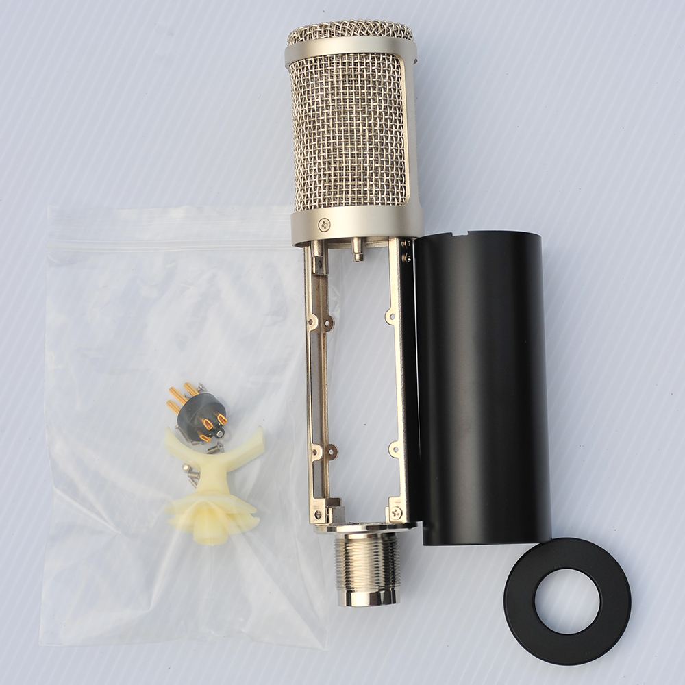 High Quality Black Microphone Body Shell For All Kinds Of Brand Condenser Microphone Studio Recording