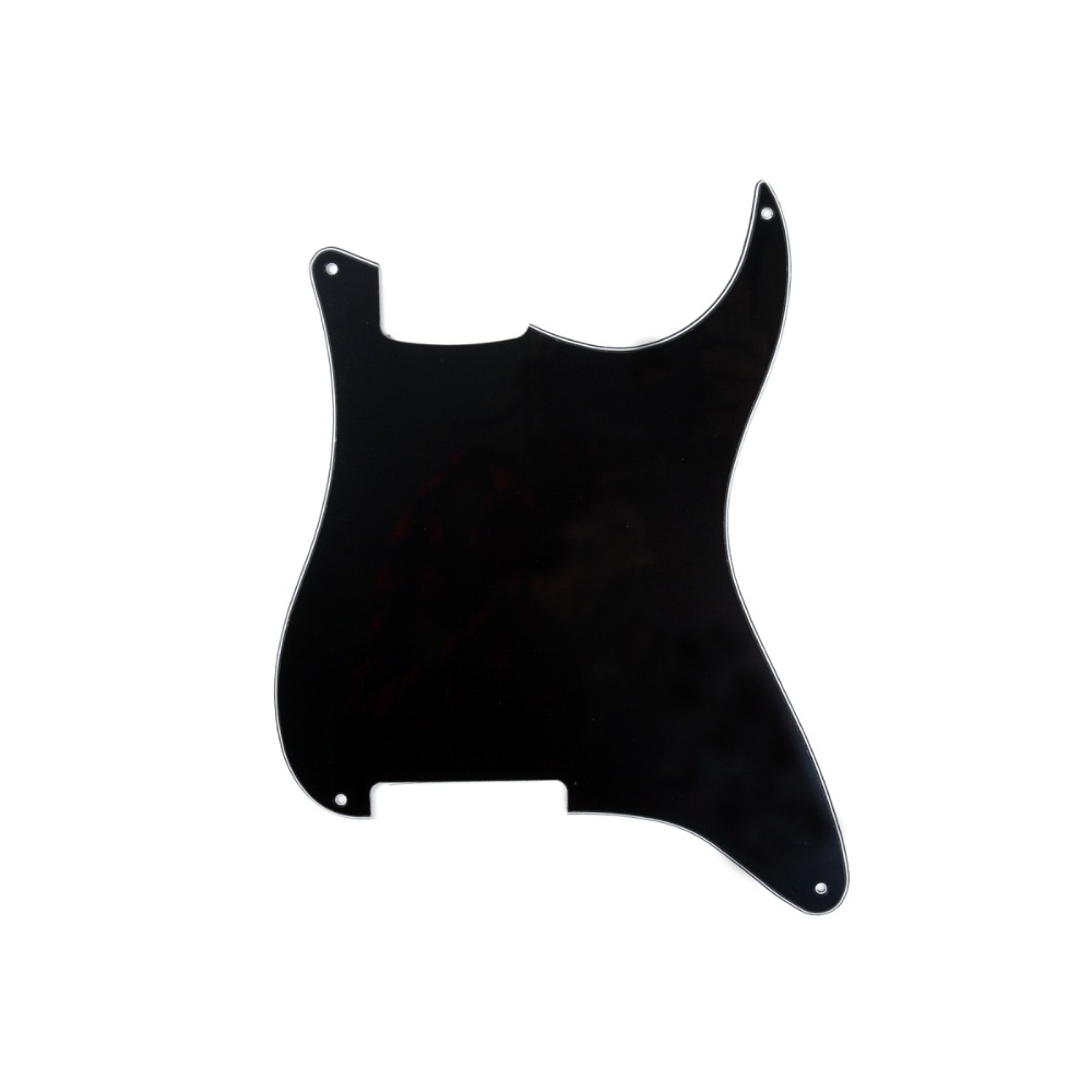 Musiclily 4 Hole Guitar Strat Pickguard Material Blank for Fender Stratocaster Style Guitar Parts цена