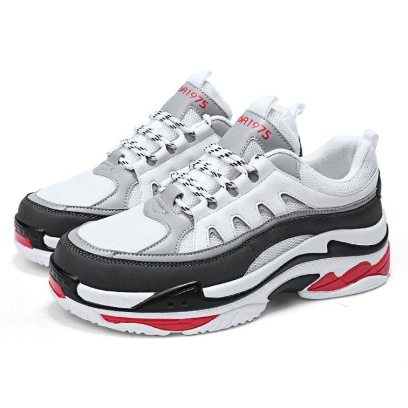 Бренд Дизайн кроссовки для Для мужчин кроссовки Телескопический веревка мягкая подошва сетки кроссовки обувь Для мужчин zapatos de hombre