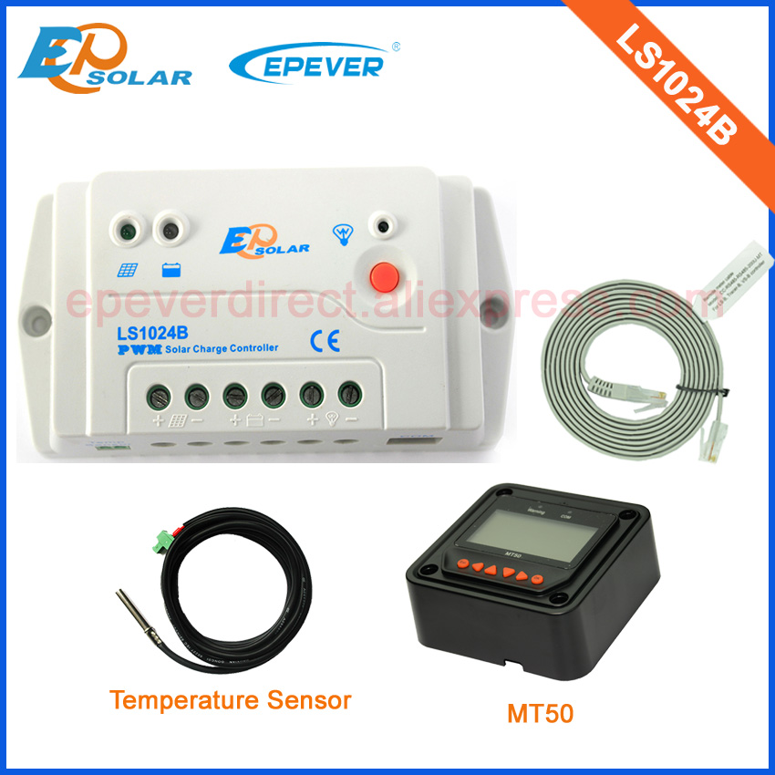 10A LS1024B PWM EPEVER Free Shipping to AU/UK/US countries,24V battery charger solar controller MT50 Meter and temp sensor 10A LS1024B PWM EPEVER Free Shipping to AU/UK/US countries,24V battery charger solar controller MT50 Meter and temp sensor