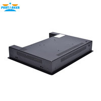 "ram 32g ssd מִשׁתַתֵף Z7 Intel Celeron 3855U 12.1 כל OEM אינץ אחת מחשב עם 2 מ""מ Slim Panel 3 * COM 2G RAM 32G SSD התנגדותי מסך מגע (3)"