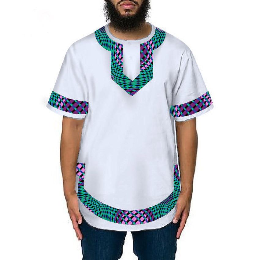 @El Hadj african shirt 6