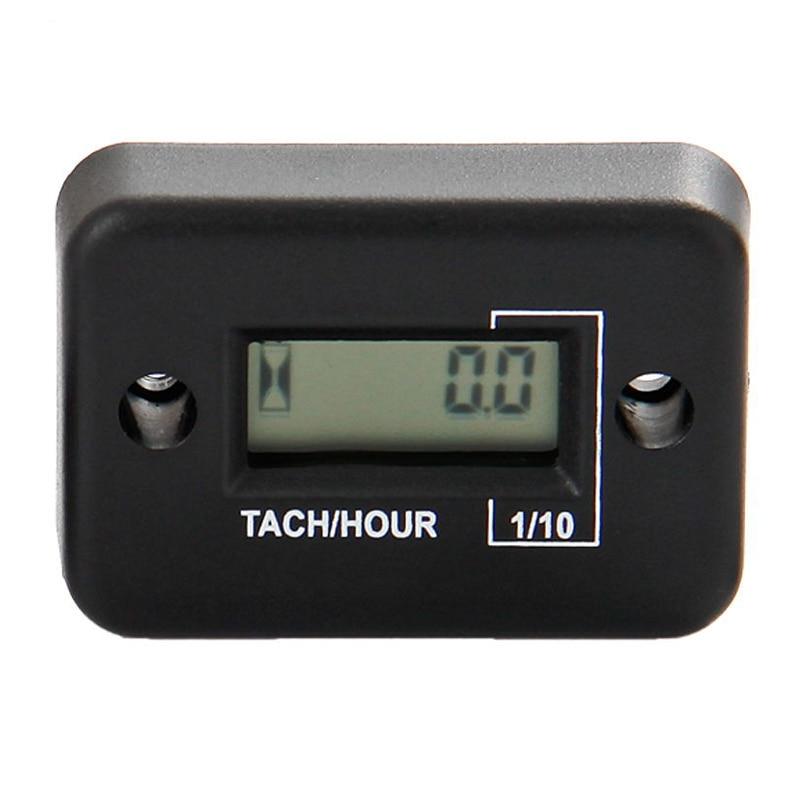Pulsuz Göndərmə Suya davamlı Moto Sayğac Tachometer RPM Meter - Motosiklet aksesuarları və ehtiyat hissələri - Fotoqrafiya 2