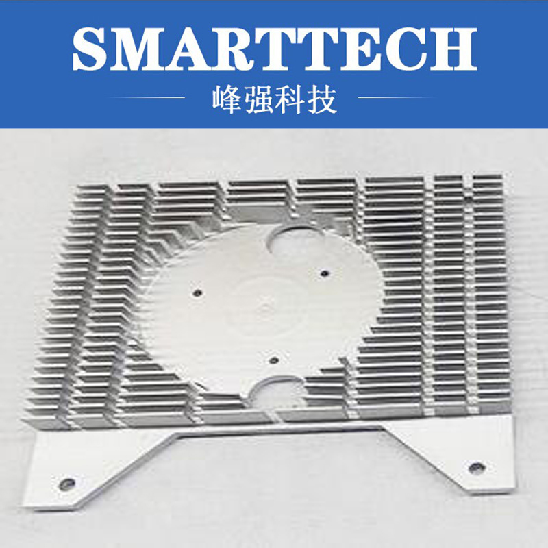 Anodized aluminum cooling pin by precision CNC machining цена и фото