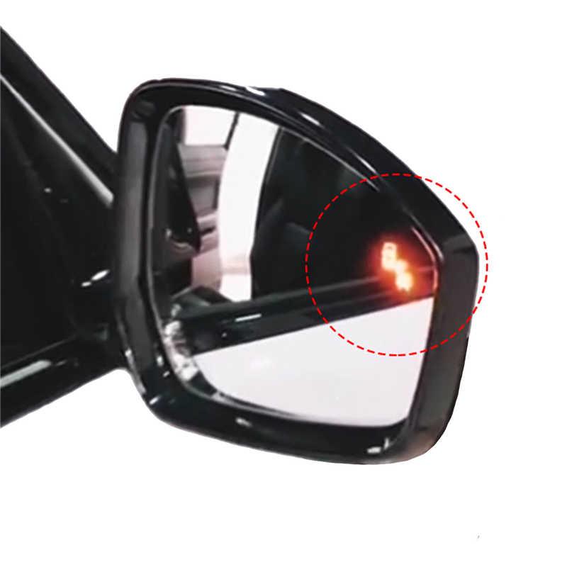 Sisi Cermin BSM Microwave Radar Sensor Safety Blind Spot Deteksi Monitor BSD Panas untuk Land Rover Discovery Sport Sistem Alarm
