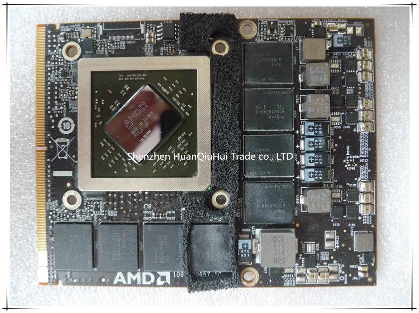 2011 for Apple iMac 27 A1312 HD6970 HD6970m HD 6970 6970M 2G 2GB 109-C29657-10 216 0811000 2011 video graphic iMac Card VGA GPU