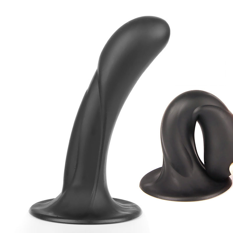 Soft Liquid Silicone <font><b>Anal</b></font> Plug <font><b>Strapon</b></font> <font><b>Dildo</b></font> Suction Cup Butt Plug Dilatador <font><b>Anal</b></font> Prostata Massage <font><b>Sex</b></font> Toys For Men Woman <font><b>Gay</b></font> image
