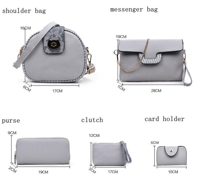 size 2 women bag