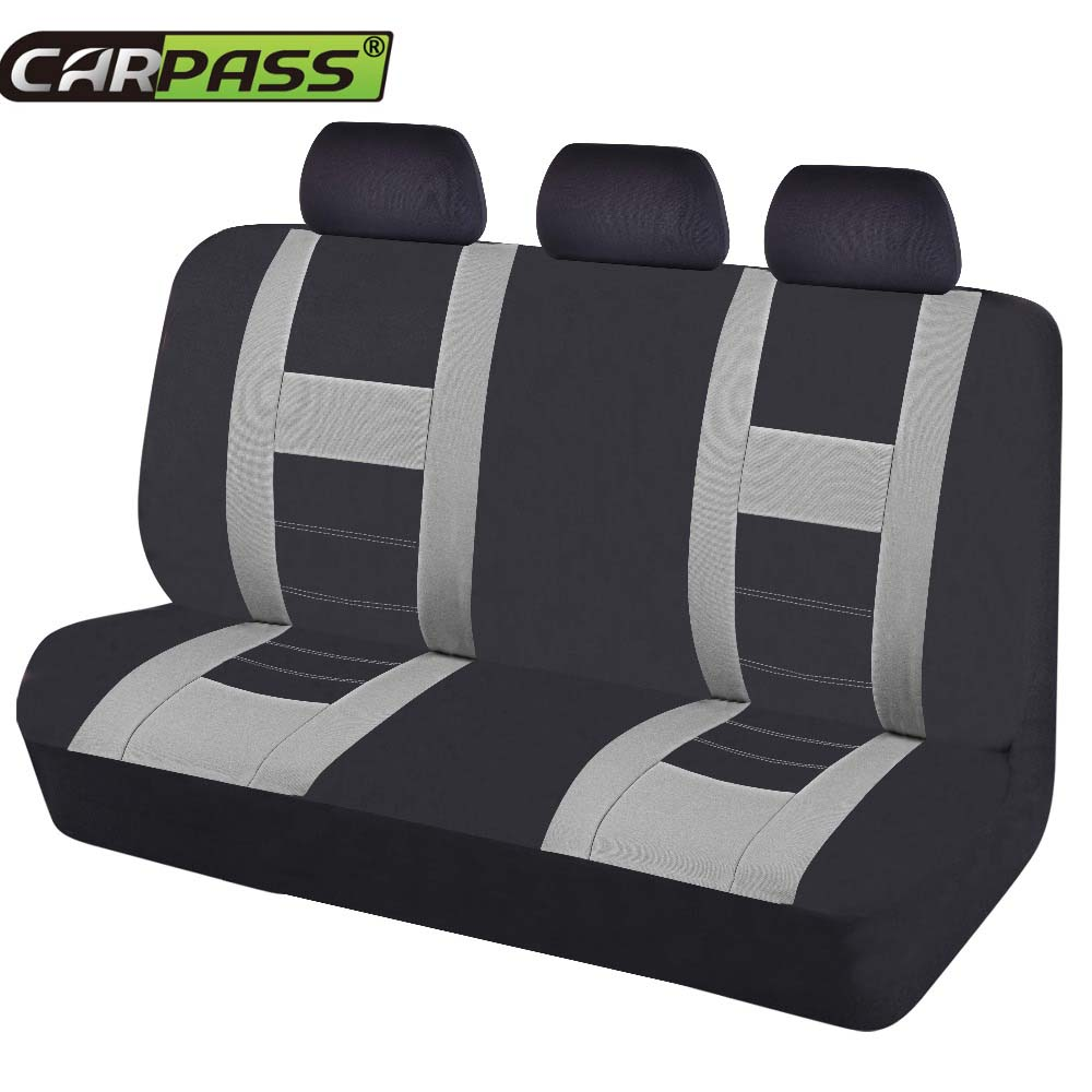 Car Pass Rear Seat Covers Car Seat Covers For Rear Seat