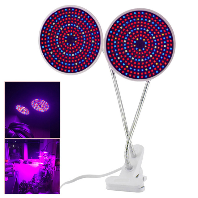 Seven Neon]Dual head E27 29W 190Red:75Blue:15white:10warm white Led ...