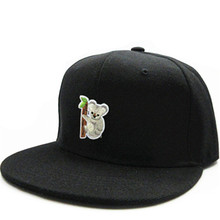 26beabcc629 LDSLYJR sloth animal embroidery cotton Baseball Cap hip-hop cap Adjustable Snapback  Hats for men