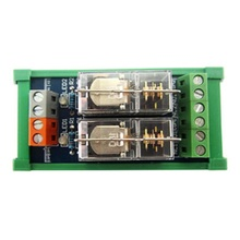 2-way relay module omron OMRON 10A multi-channel solid state relay plc amplifier board