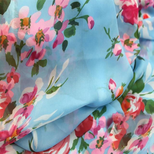 150*100 cm flores de seda estilo Koshibo telas Para cortinas hoja ...