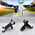 Motorcycle Bicycle Bike Handlebar Bicycle Holder Handlebar Clip stand holder for iPhone Samsung Mobile Phone GPS