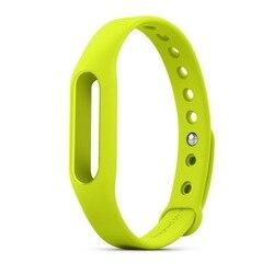 Variopinta Del Silicone Sostituire Belt Strap Per Xiaomi Mi Intelligente Wristband Mi Braccialetto Della Fascia di Ricambio Fascia Accessori Non Originali