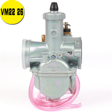 Mikuni VM22 Carburetor PZ26 26mm Carb For 125 140 150 160cc Dirt Pit Bike