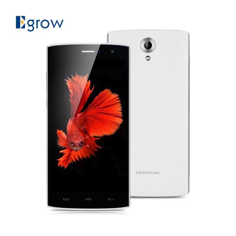 Цена за Оригинал HOMTOM HT7 Android 5.1 MTK6580A Quad Core Мобильный Телефон 1 Г RAM 8 Г ROM Мобильный Телефон 5.5 Дюймов 8.0MP Смартфон