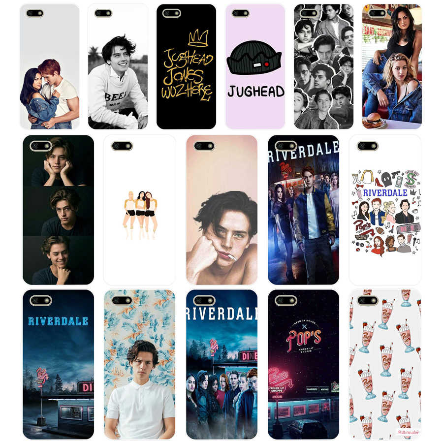 240H American TV Riverdale Soft Silicone Tpu Cover Case for huawei Honor 7a pro 7x play case
