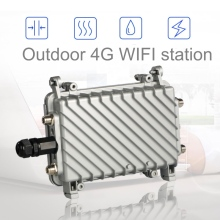 LTE Wireless AP Wifi Router 4G CPE Lte industrial  outdoor 4g router SIM Card WiFi IP66 Waterproof 2.4G