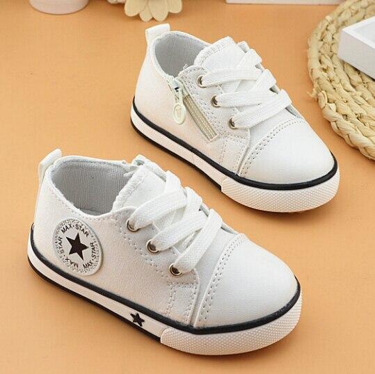 711f4607148 Moda suave niños Zapatos Niña transpirable zapatillas bebé tenis niños  entrenador para niño deporte botas primer caminante Niño Zapatos en  Zapatillas ...