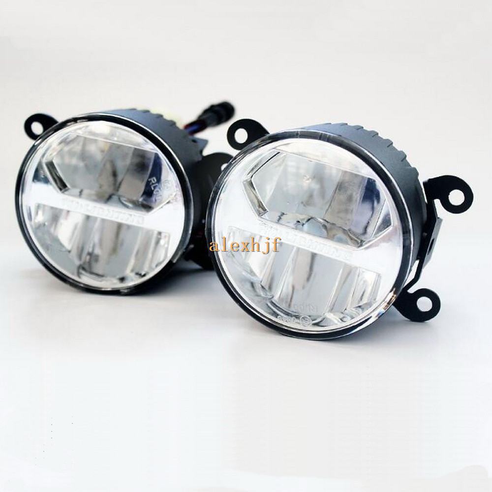 Yeats 1400LM 24W LED Fog Lamp, Bifocal 560LM DRL Case For Peugeot 207 2006-08, 208/301 2013, 307 2005-06, 407 2005, Hoggra 2010 yeats w the celtic twilight кельтские сумерки на англ яз