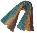 Горячая продажа! 2015 новые моды для женщин осень и зима градиент цвета шарф платок хиджаб
