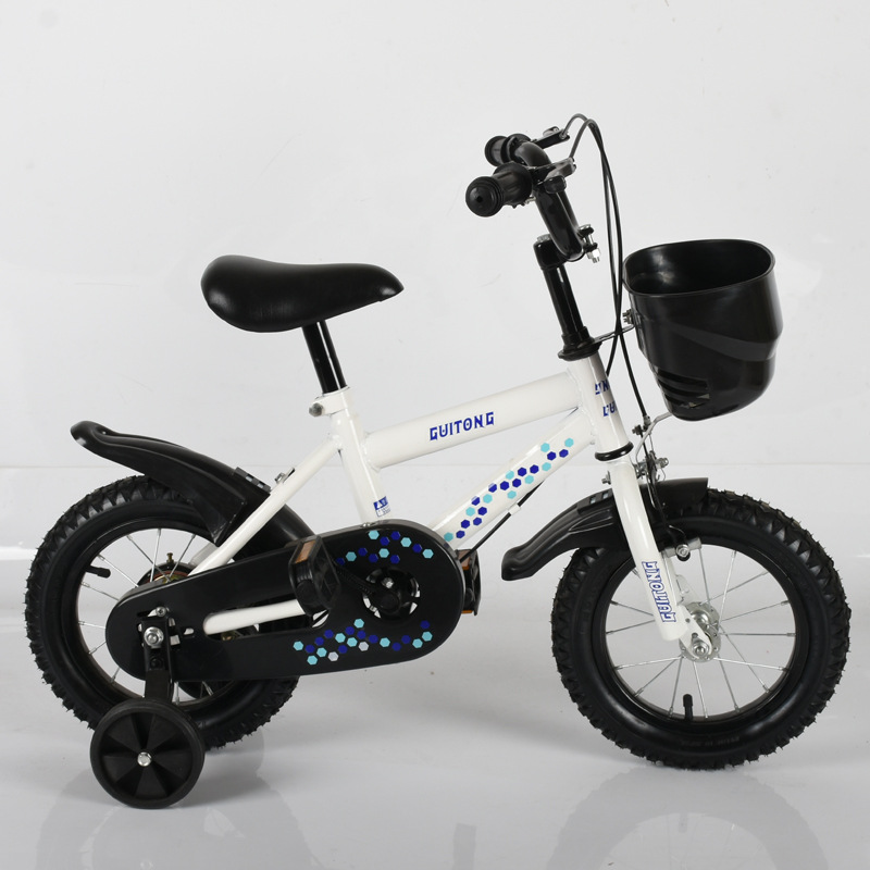Stroller Bicycle Mountain-Bike Baby Children's 12inch New And High One-Generation Low-Grade