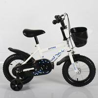 2019 New children's bicycle 12 inch high and low grade generation baby stroller 3 6 years old mountain bike