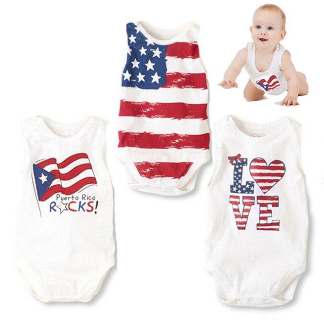 2016 pijamas Primavera Verano del bebé recién nacido bebé mamelucos ...