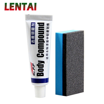 LENTAI Car Scratch Repair Kits Auto Body care wax set For Mercedes Alfa Romeo 159 Fiat 500 BMW E39 E46 E90 E60 E36 F30 F10 Mini image
