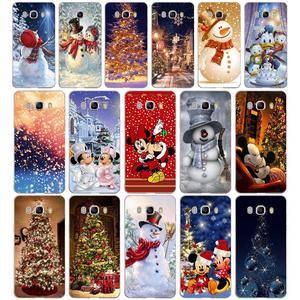 131 ZX Christmas holiday Tree New Year TPU Soft Silicone Case For Samsung Galaxy j3 J5 J7 2016 2017 Phone Cover Capa Capinha