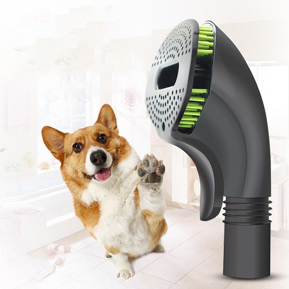 font b Pet b font Brush Cleaning Tool Soft Dog Cat Grooming Long Short Hair