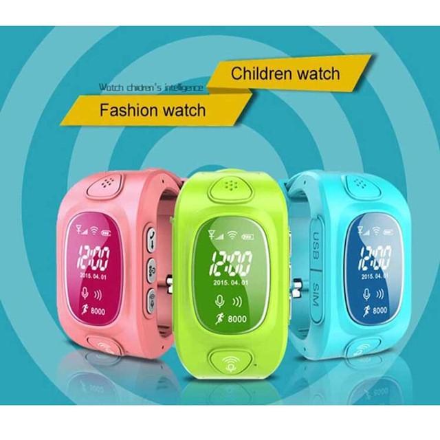 Smart watch gps/gsm/wifi relógio rastreador para crianças smart watch com apoio sos telefone gsm android & ios anti perdido
