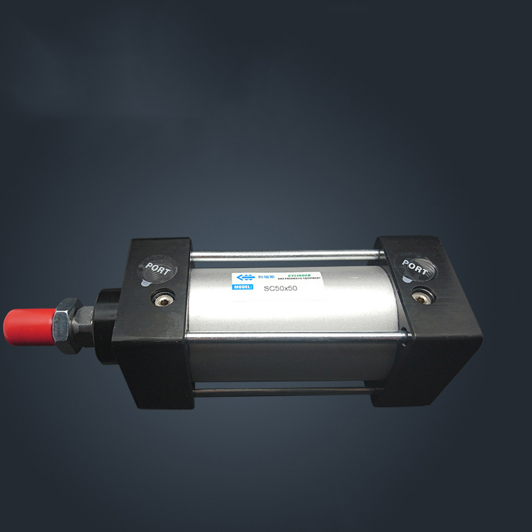 Free shipping Standard air cylinders valve 200mm bore 300mm stroke SC200-300 single rod double acting pneumatic cylinder mgpm63 200 smc thin three axis cylinder with rod air cylinder pneumatic air tools mgpm series mgpm 63 200 63 200 63x200 model