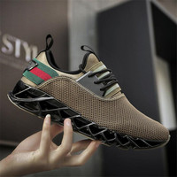 Shoes Man Breathable Casual Shoes for Men Sneakers Bounce Summer Trainers Outdoor Walking Flats Baskets Homme Sapato Masculino