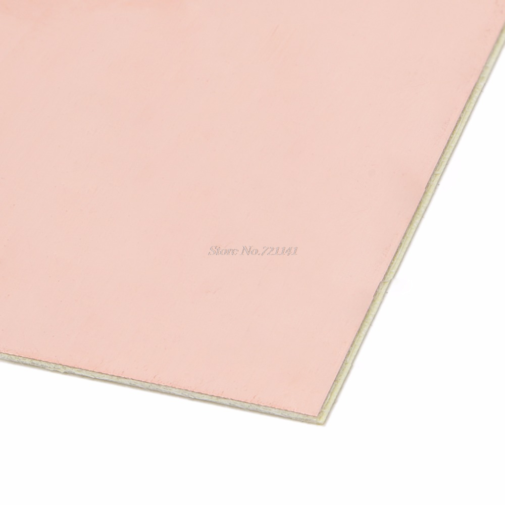 20x30cm Single Side Pcb Copper Clad Laminate Board Fr4 15mm For Diy Printed Circuit 10 X 15cm Double Project In Sided From Electronic Components Supplies On