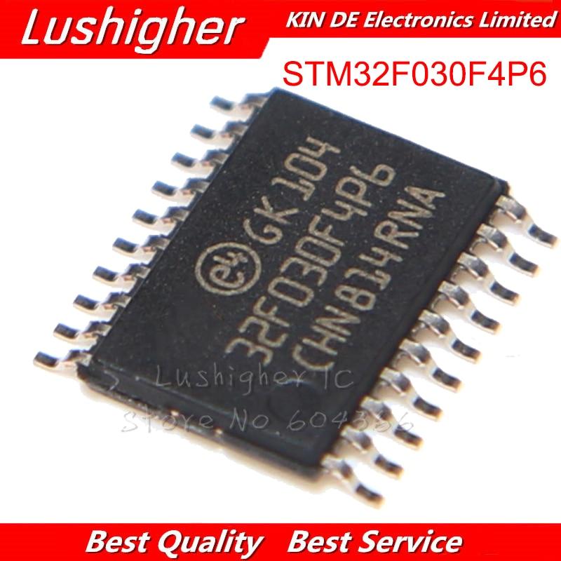 5PCS STM32F103C8T6 32-bit basado en ARM MCU LQFP 48 St Original Nuevo