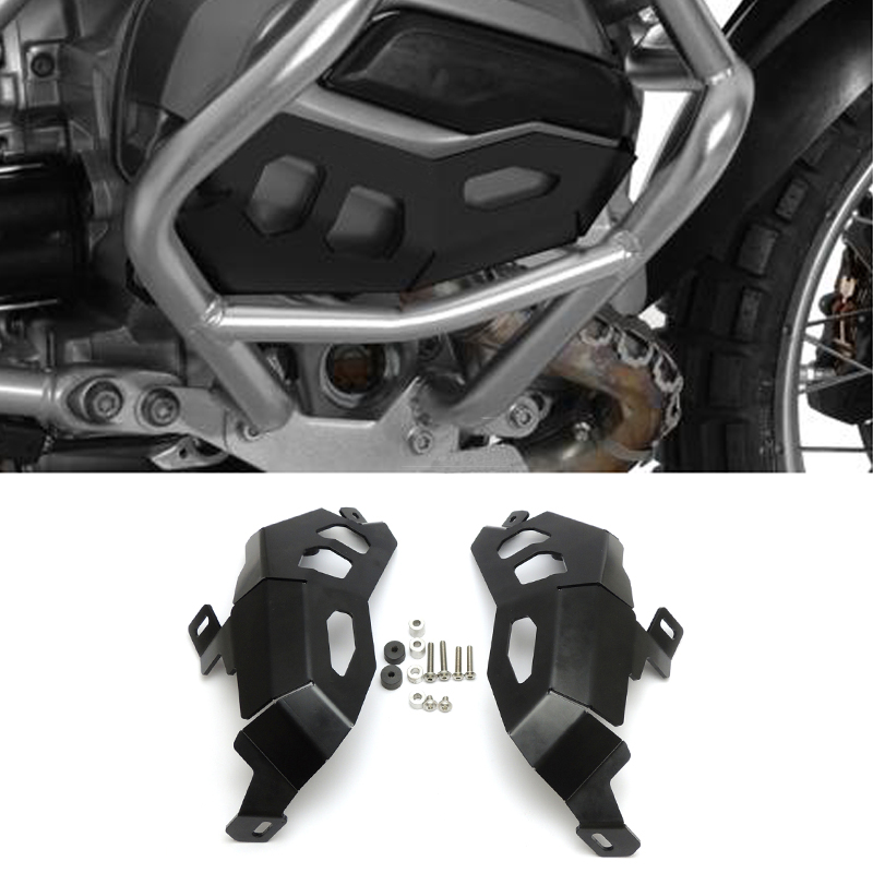 For BMW R1200GS Adventure (WATER COOLED) Cylinder Head Guards Protector Cover for R1200GS 2013 -2017 motorcycle Accessories