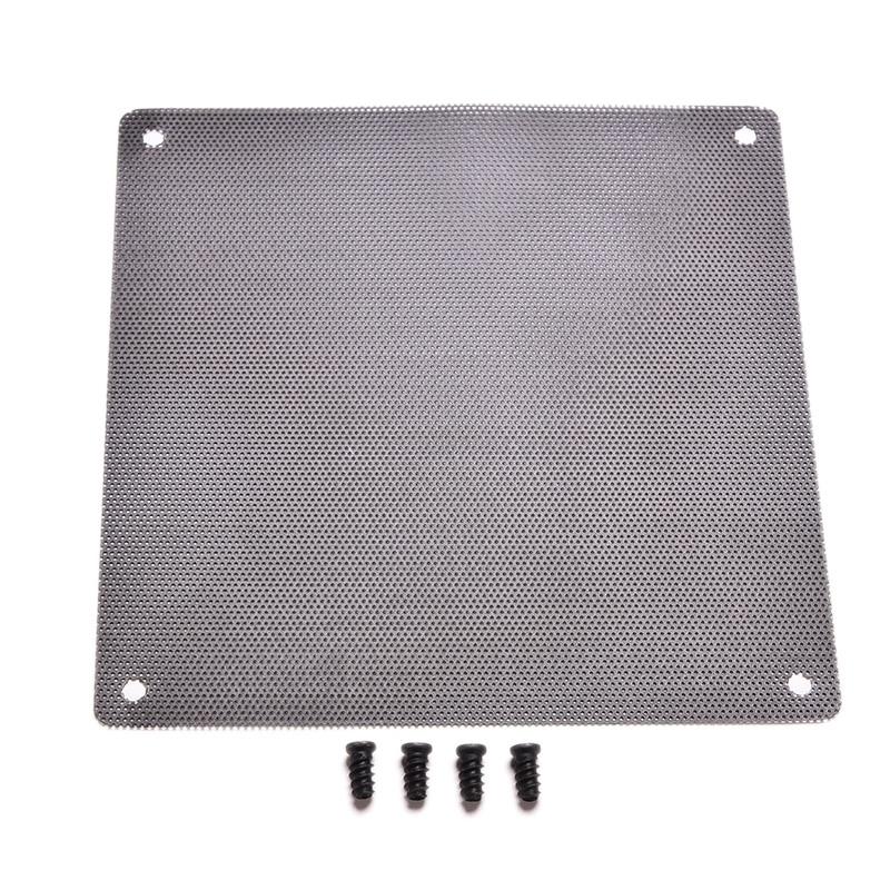 10pcs Dustproof Cooler Fan Case Cover Dust Filter Mesh 120 x 120mm Computer PC