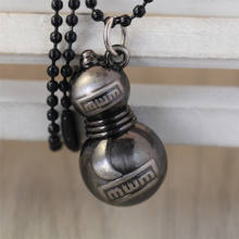 Naruto Beads Chain Pendant