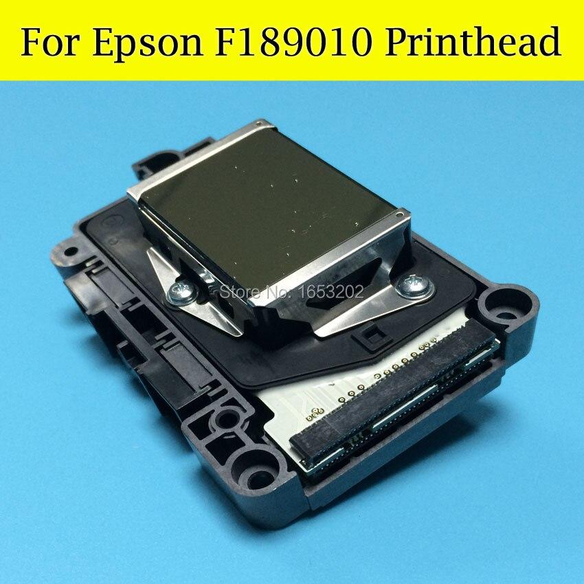 100% New Original DX7 Printhead F189010 For EPSON B310 B518 B500 B308 Printer Head (First Locked) dx7 print head printhead f189010 for epson b310 b510 b318 b518 b300 b500 b308 b5