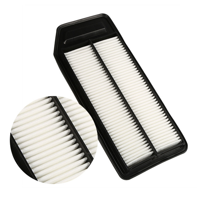 Car Rigid Panel Engine Air Filter For Honda Accord Acura - Acura tsx air filter