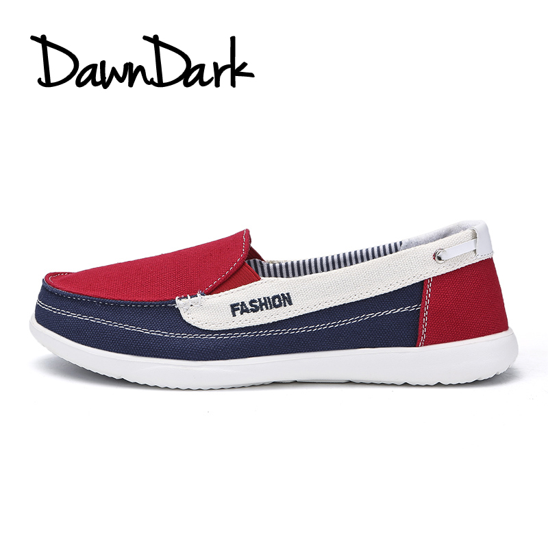 Women Fashion Sneakers Slip on Denim Casual Canvas Walking Shoes Female Outdoor Spring Summer Trainers Flat Round Toe Ladies
