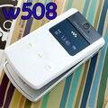 Original sony ericsson w508 3.15mp del teléfono móvil bluetooth 3g desbloqueado w508