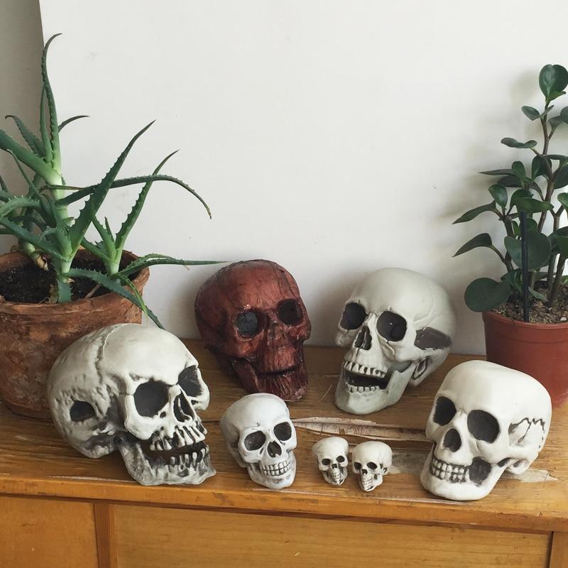 Teschi di Halloween Horror Calda plastica decorativa Skulls teschi di - Per vacanze e feste