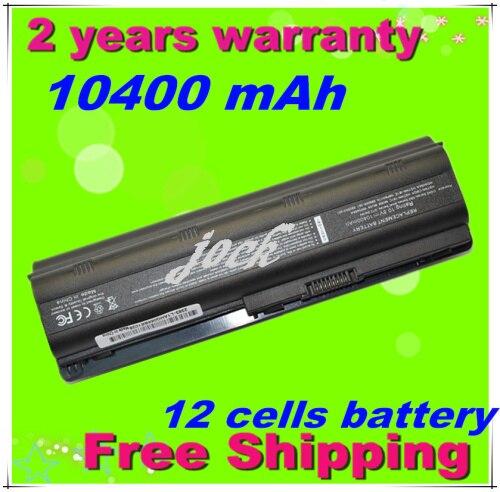 JIGU 12 ячеек батареи для HP pavilion dv3 dm4 dv5 dv6 dv7 g4 g6 g7 для Compaq Presario CQ32 CQ42 G42 G62 HSTNN-UB0W mu06