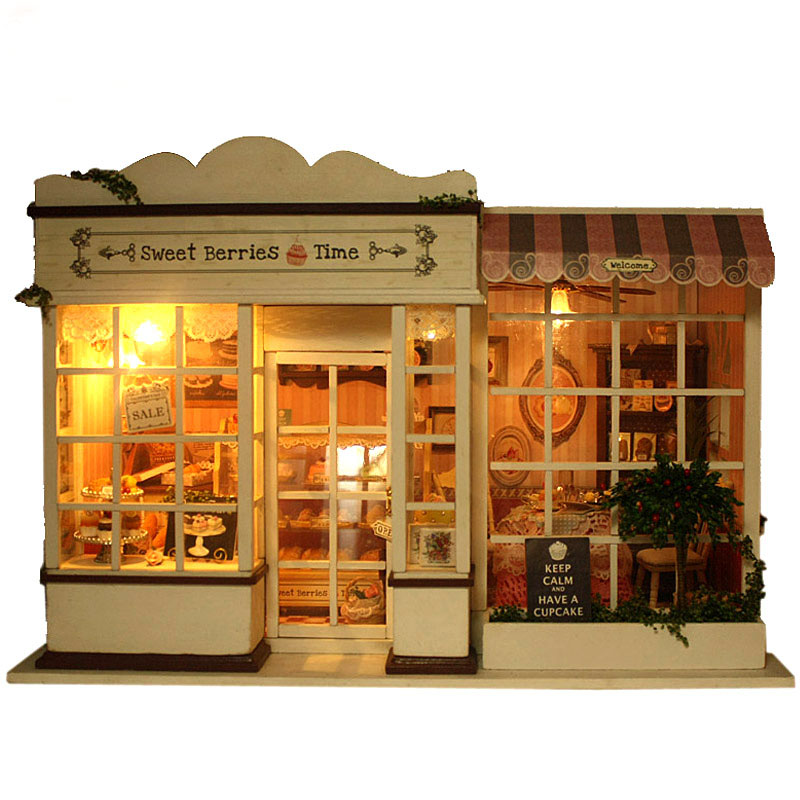 Popular Dollhouse Furniture Kits Buy Cheap Dollhouse
