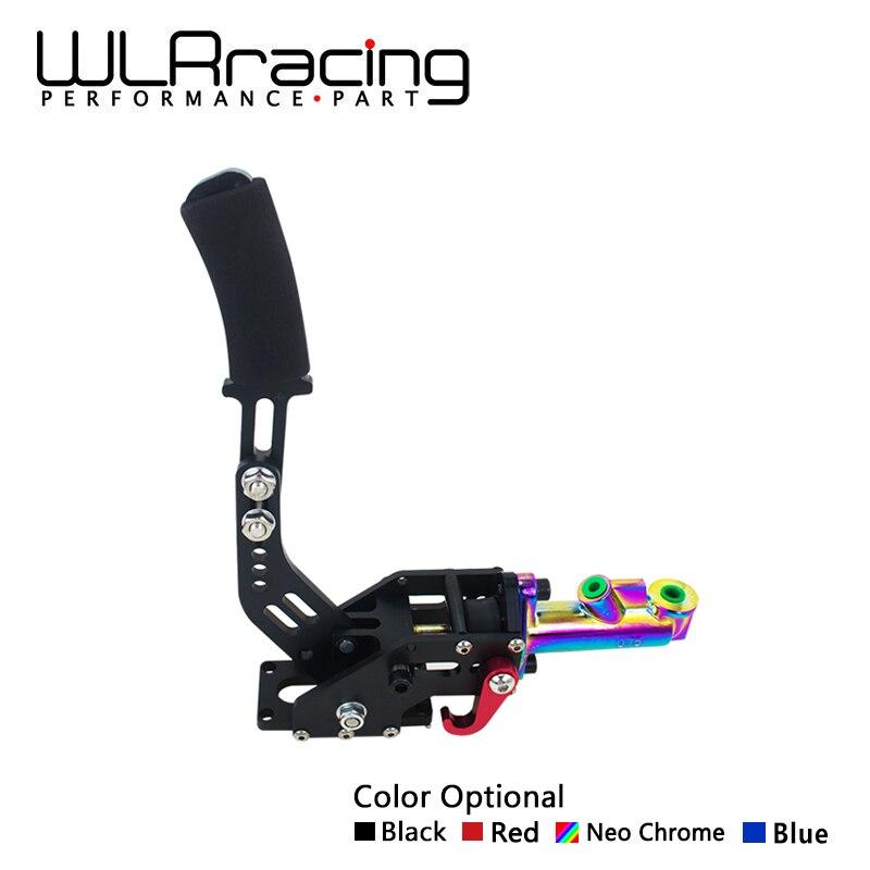 WLR гоночный-алюминиевый Универсальный Гидравлический ручной тормоз, рычажный Дрифт, ручной тормоз, E-brake гоночный Новый WLR3654